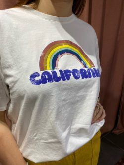 Tee-shirt California