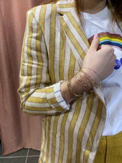Veste Rosario Curry Stripe