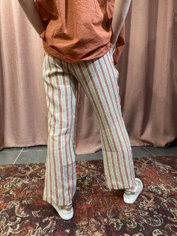 Pantalon Angelica Terra Stripe