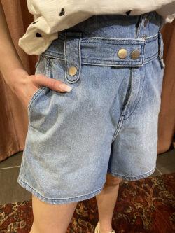 Short Vegas Blue Jeans