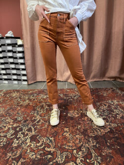 Pantalon Arizona Tabac