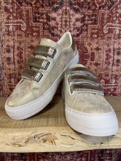 Baskets Arcade Straps Amande Gold