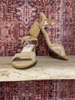 Sandales Carlota Camel