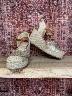 Sandales Compensées Ortense