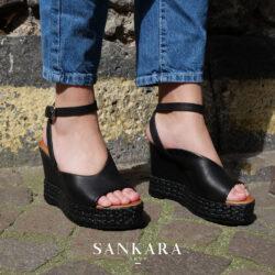 Sandales Inuovo Black