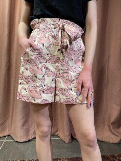 Short Olivia Swan