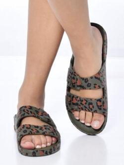 Sandales Amazonia Kaki