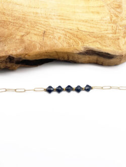 Bracelet Clover Black