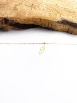 Chaîne de cheville Feather