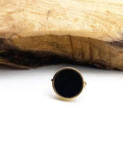 Bague Black Hole