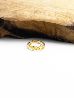 Bague Freedom