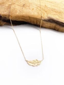 Collier Feather
