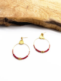 Boucles Rosso