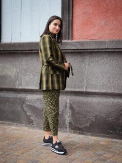 Veste Rouky Shade Of Green