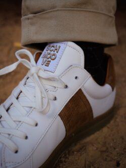 Baskets Spark Granger White
