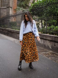 Jupe Bobo Cato Skirt