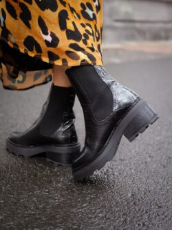 Boots Mike Chelsea Black