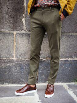 Pantalon Mott Vert Sapin