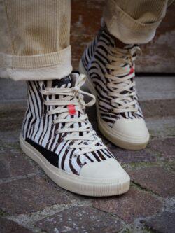 Baskets Topaz Pony Zebra