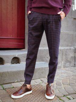 Pantalon Blake Bleu