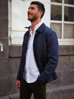 Veste Short Quilted Jacket