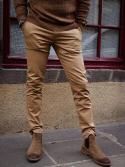 Pantalon Mott Beige